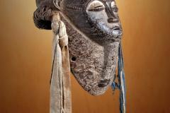 Le maschere Baule