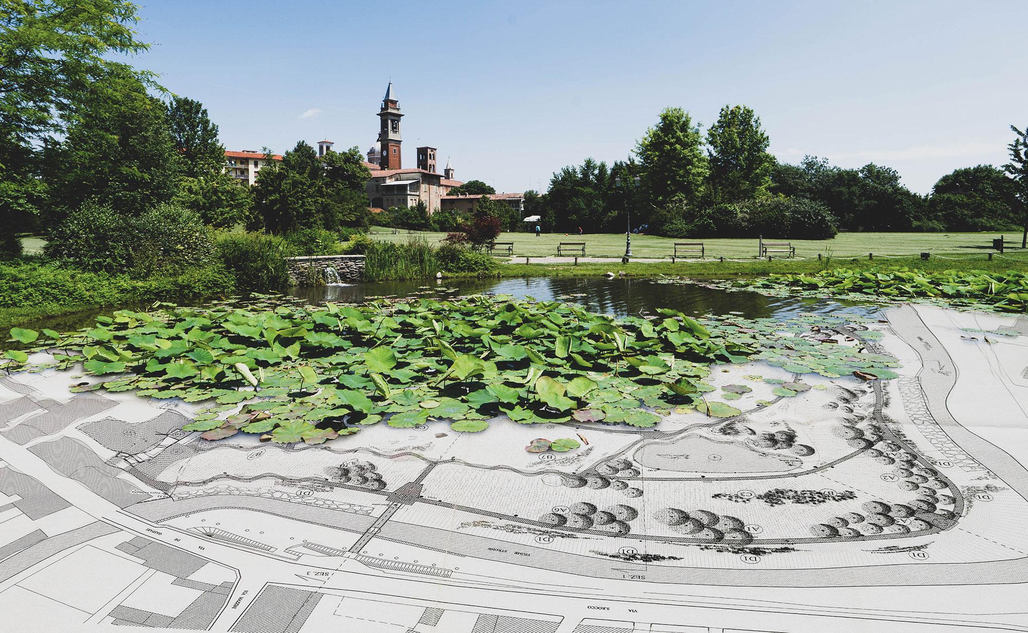 Libro sul Parco Comunale Lina e Angelo Nocivelli